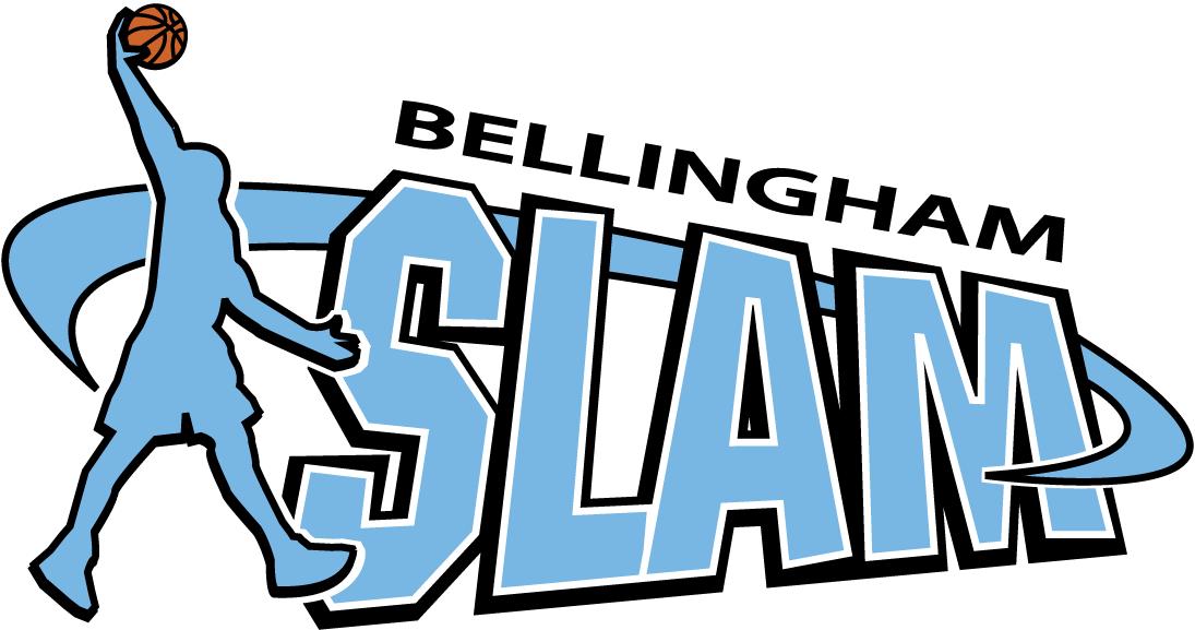 Bellingham Slam Logo Primary Logo (2007-Pres) -  SportsLogos.Net