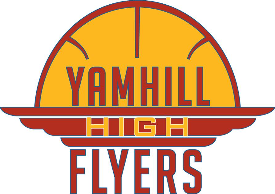 Yamhill  Highflyers Logo Primary Logo (2009-Pres) -  SportsLogos.Net