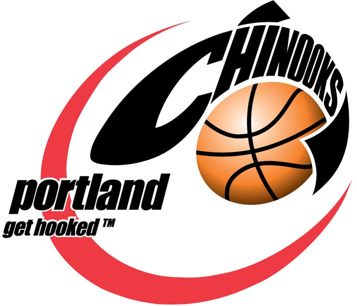 Portland Chinooks Logo Primary Logo (2009-Pres) -  SportsLogos.Net