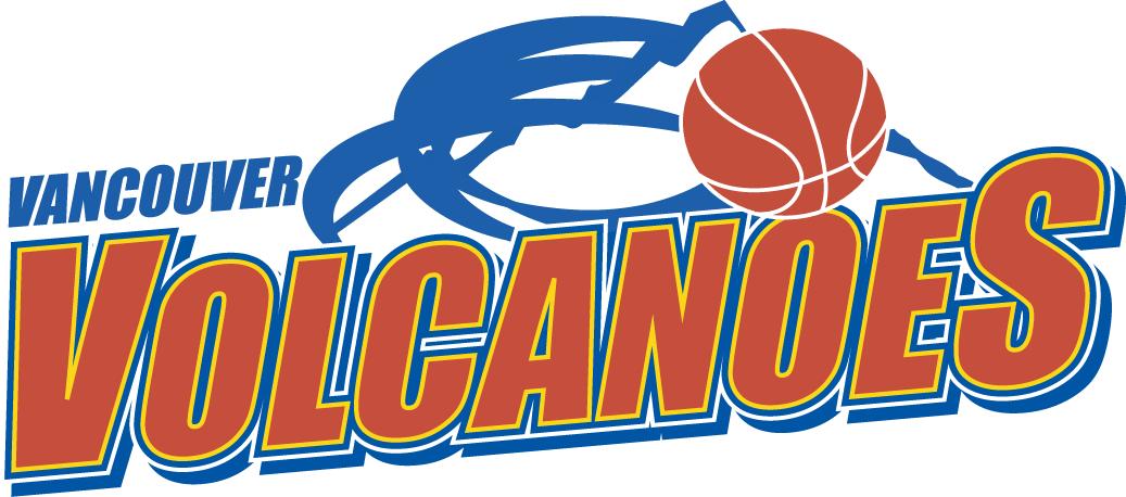 Vancouver  Volcanoes Logo Primary Logo (2005-2009) -  SportsLogos.Net