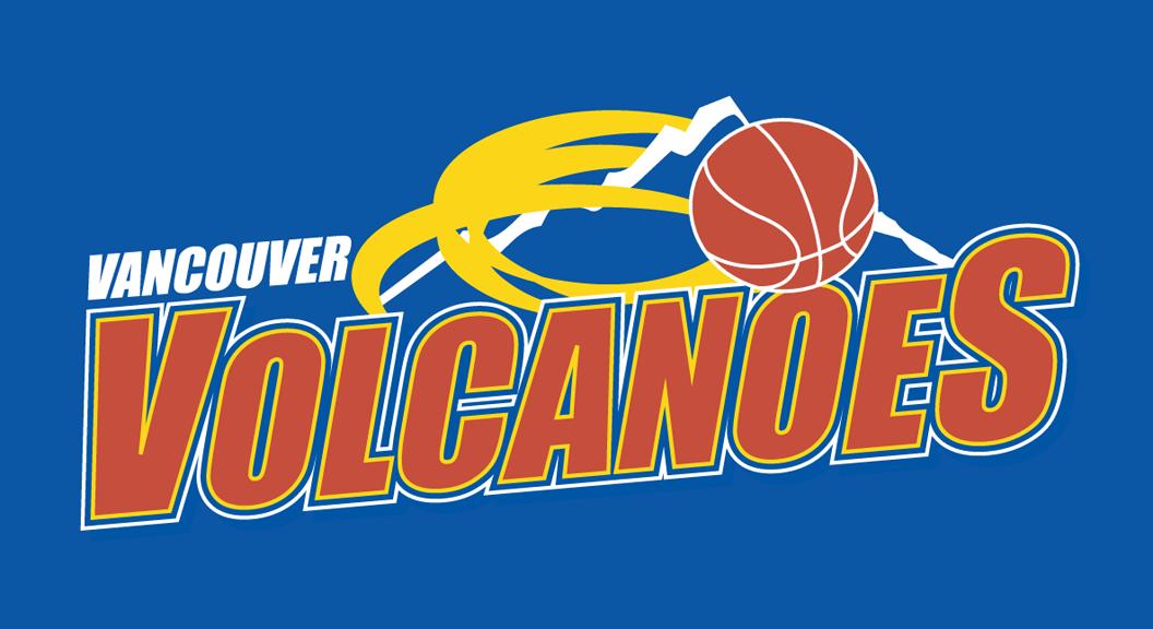 Vancouver  Volcanoes Logo Alternate Logo (2005-2009) -  SportsLogos.Net