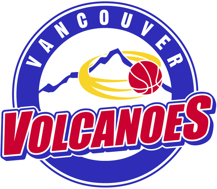 Vancouver Volcanoes Logo Primary Logo (2010-Pres) -  SportsLogos.Net