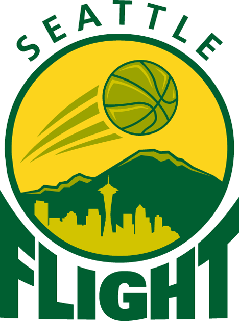 Seattle  Flight Logo Primary Logo (2013-Pres) -  SportsLogos.Net