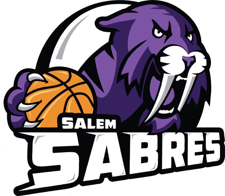 Salem  Sabres Logo Primary Logo (2013-Pres) -  SportsLogos.Net