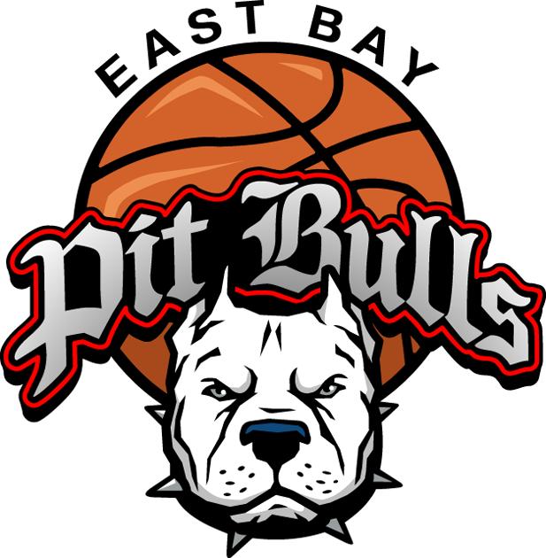 East Bay Pit Bulls Logo Primary Logo (2013-Pres) -  SportsLogos.Net