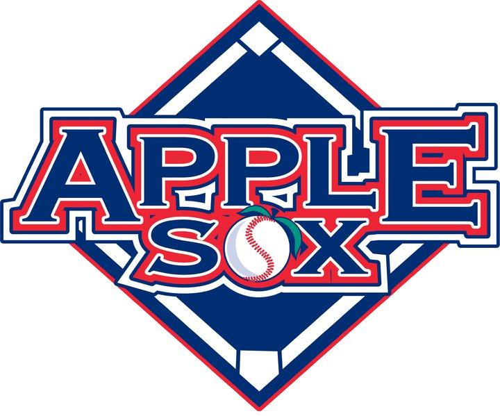 Wenatchee AppleSox Logo Primary Logo (2005-Pres) -  SportsLogos.Net
