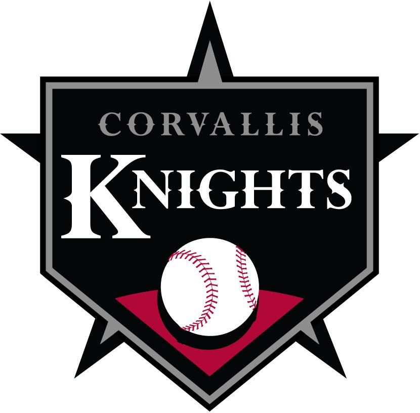 Corvallis Knights Logo Primary Logo (2007-2014) -  SportsLogos.Net