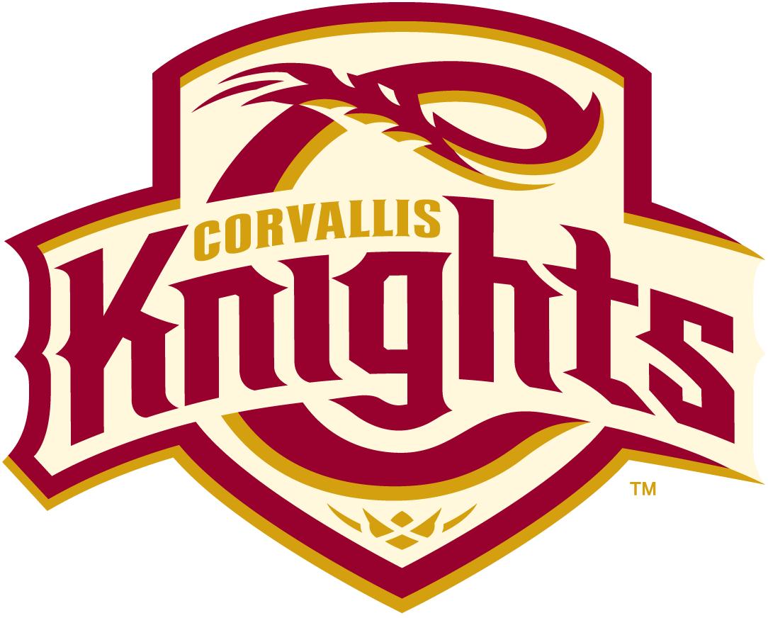 Corvallis Knights Logo Primary Logo (2015-Pres) -  SportsLogos.Net