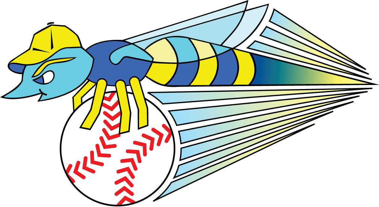 Kitsap BlueJackets Logo Primary Logo (2005-2013) -  SportsLogos.Net