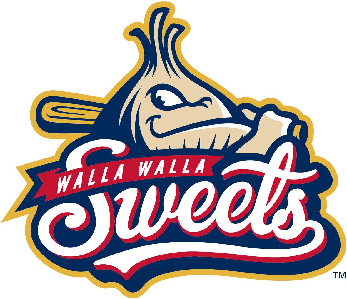 Walla Walla Sweets Logo Primary Logo (2010-Pres) -  SportsLogos.Net
