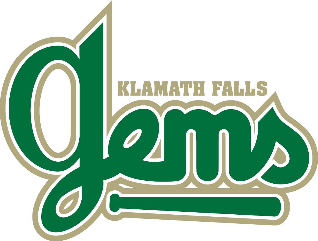 Klamath Falls  Gems Logo Primary Logo (2011-Pres) -  SportsLogos.Net