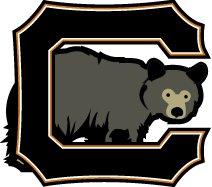 Cowlitz Black Bears Logo Primary Logo (2010-Pres) -  SportsLogos.Net