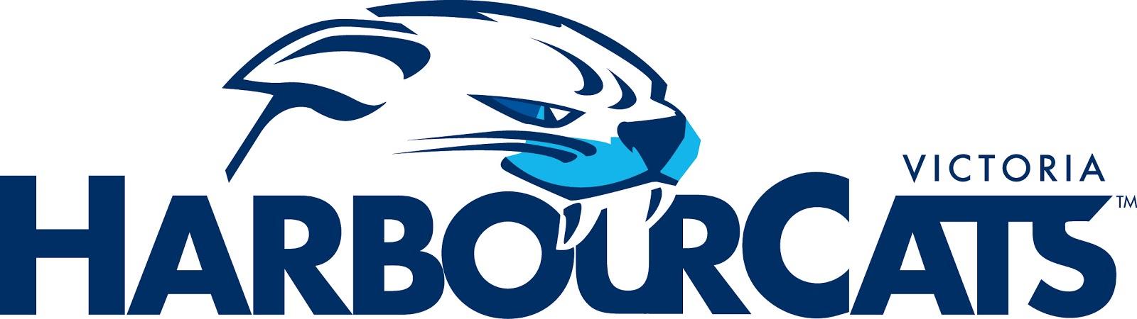 Victoria  HarbourCats Logo Primary Logo (2013-Pres) -  SportsLogos.Net