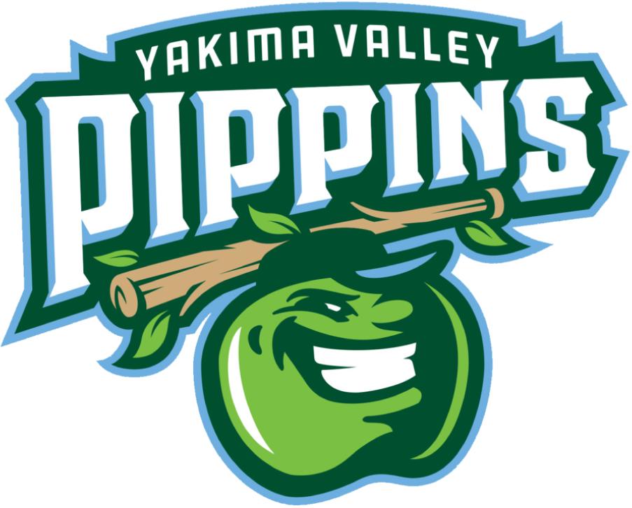Yakima Valley Pippins Logo Primary Logo (2014-Pres) -  SportsLogos.Net