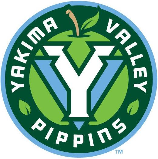 Yakima Valley Pippins Logo Alternate Logo (2014-Pres) -  SportsLogos.Net