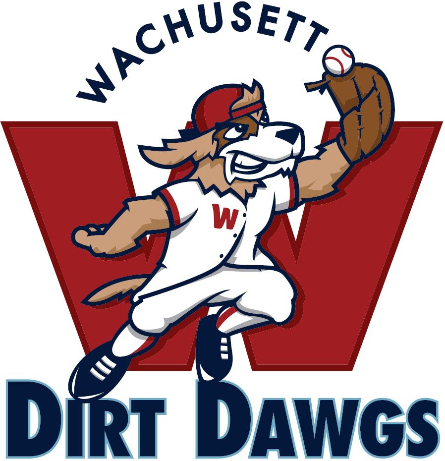Wachusett Dirt Dawgs Logo Primary Logo (2012-Pres) -  SportsLogos.Net
