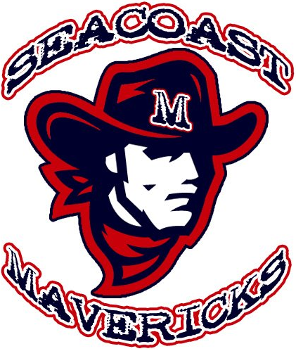 Seacoast Mavericks Logo Primary Logo (2011-2012) -  SportsLogos.Net