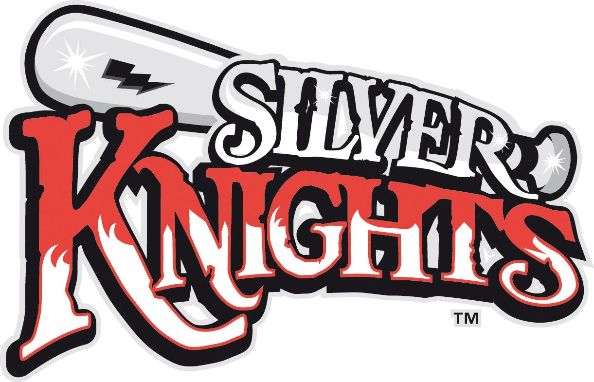 Nashua Silver Knights Logo Wordmark Logo (2011-Pres) -  SportsLogos.Net