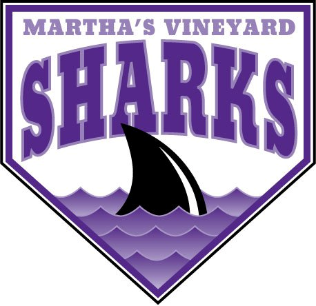 Marthas Vineyard Sharks Logo Primary Logo (2011-Pres) -  SportsLogos.Net