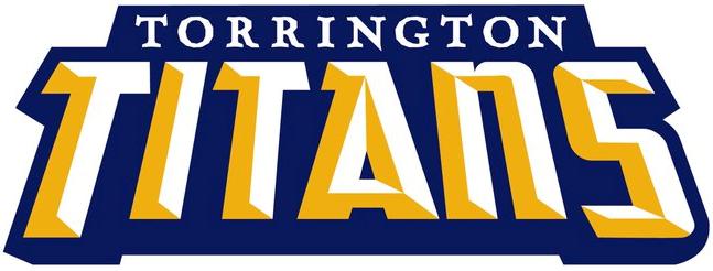 Torrington Titans Logo Wordmark Logo (2011-Pres) -  SportsLogos.Net