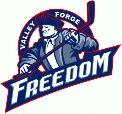 Valley Forge Freedom Logo Primary Logo (2007/08) -  SportsLogos.Net