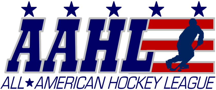 All American Hockey League Logo Primary Logo (2008/09-2010/11) -  SportsLogos.Net