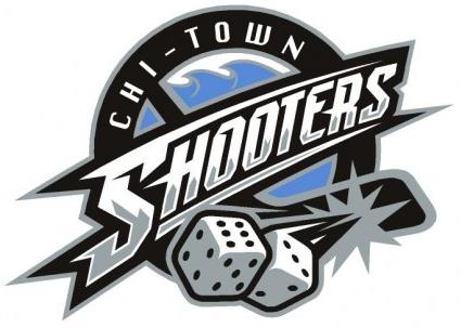 Chi-Town Shooters Logo Primary Logo (2008/09-2009/10) -  SportsLogos.Net