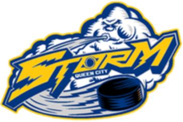Queen City Storm Logo Primary Logo (2010/11) -  SportsLogos.Net