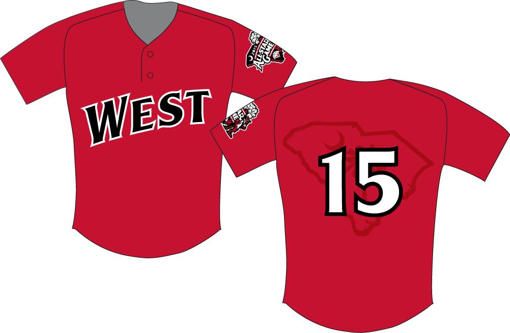 All-Star Game Uniform Home Uniform (2015) -  SportsLogos.Net