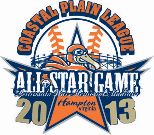 All-Star Game Logo Primary Logo (2013) - 2013 CPL All-Star Game - Hampton, VA SportsLogos.Net