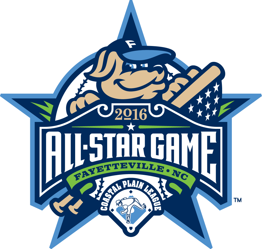All-Star Game Logo Primary Logo (2016) - 2015 CPL All-Star Game - Fayetteville, NC SportsLogos.Net