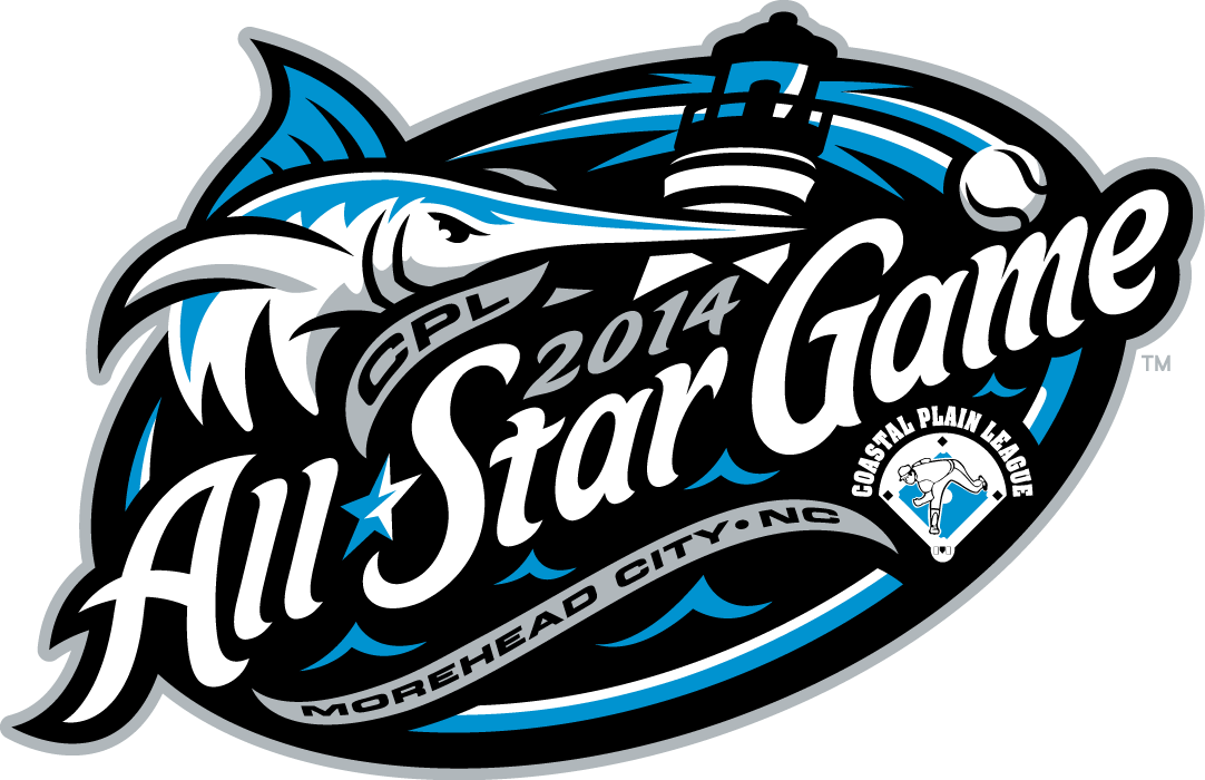 All-Star Game Logo Primary Logo (2014) - 2014 CPL All-Star Game - Morehead City, NC SportsLogos.Net