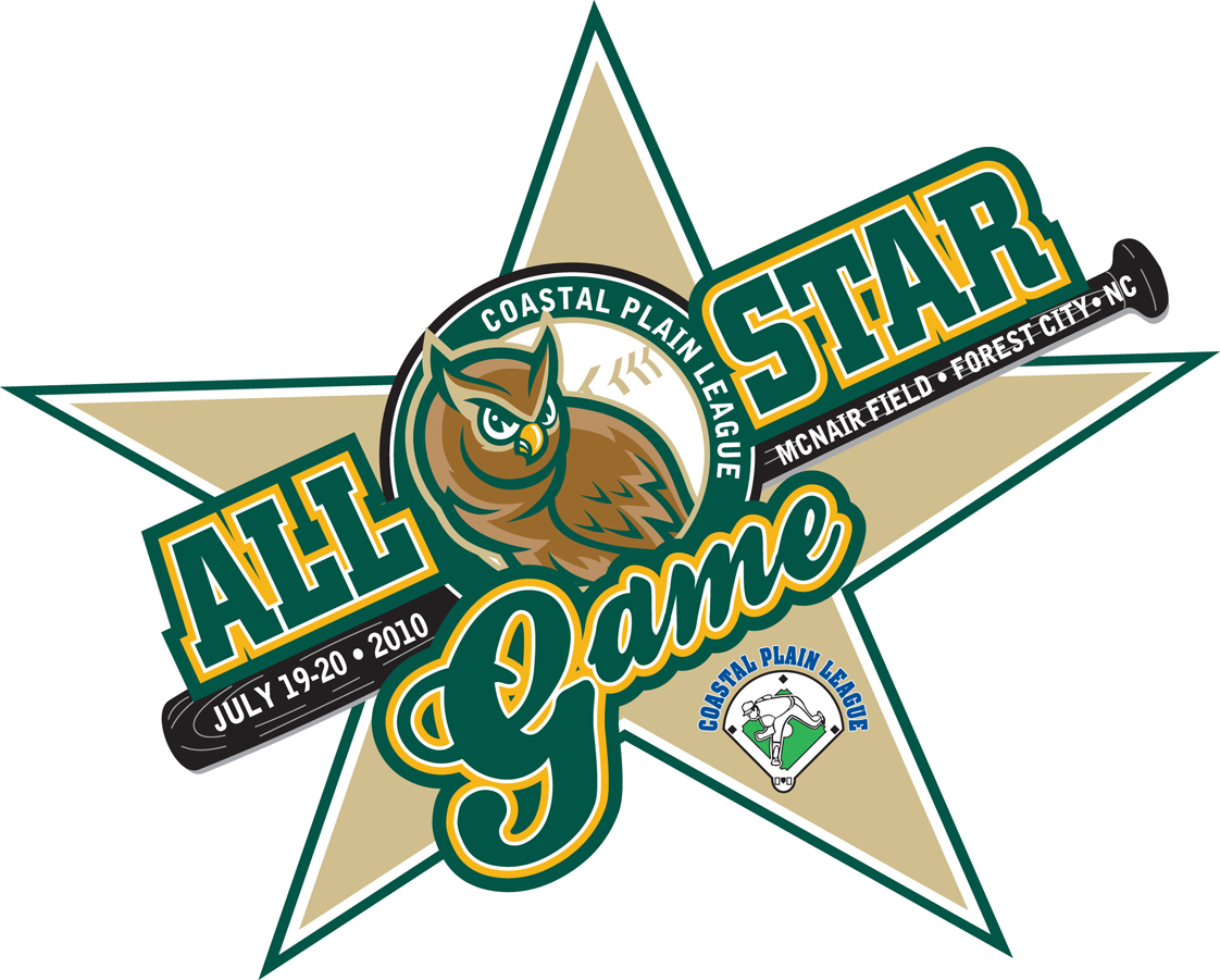 All-Star Game Logo Primary Logo (2010) - 2010 CPL All-Star Game - Forest City, NC SportsLogos.Net