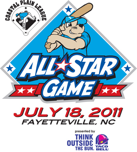 All-Star Game Logo Primary Logo (2011) - 2011 CPL All-Star Game - Fayetteville, NC SportsLogos.Net