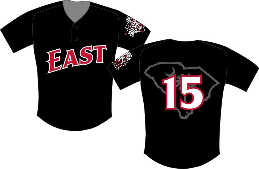 All-Star Game Uniform Road Uniform (2015) -  SportsLogos.Net