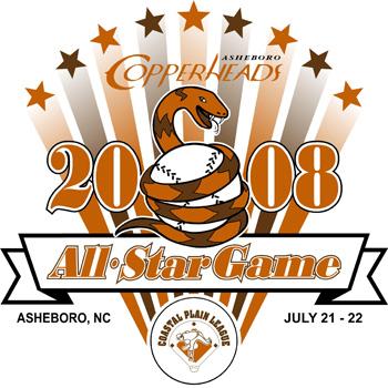 All-Star Game Logo Primary Logo (2008) - 2008 CPL All-Star Game - Asheboro, NC SportsLogos.Net