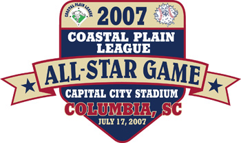 All-Star Game Logo Primary Logo (2007) - 2007 CPL All-Star Game - Columbia, SC SportsLogos.Net