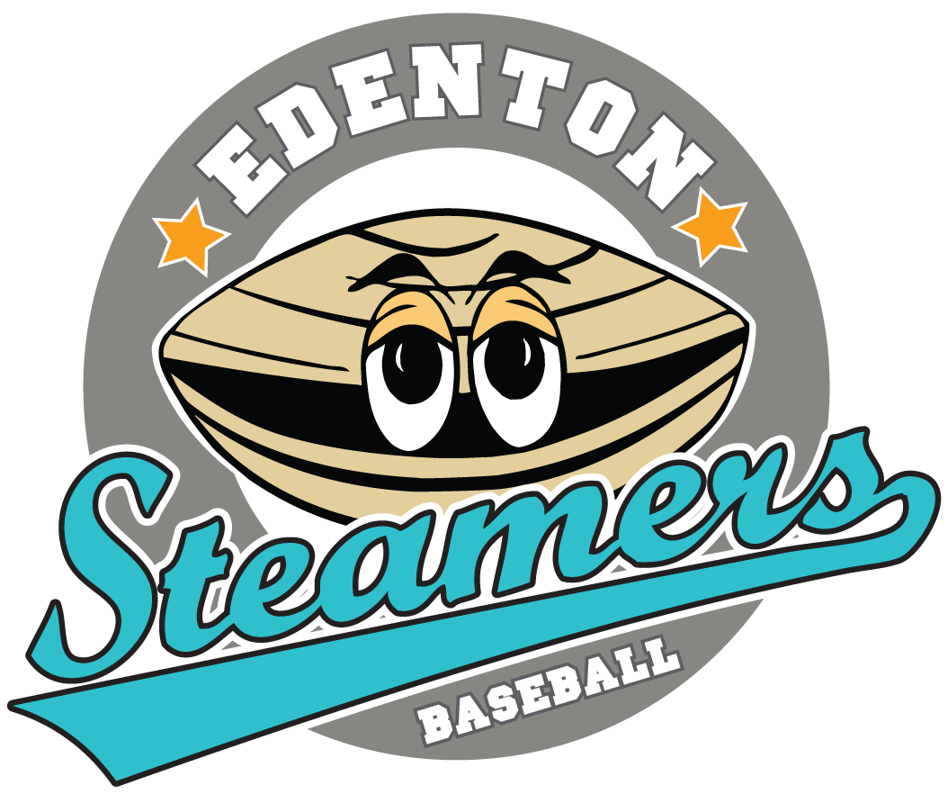 Edenton Steamers Logo Primary Logo (1998-Pres) -  SportsLogos.Net