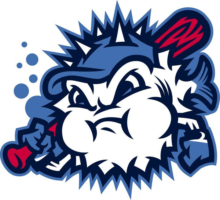 Columbia Blowfish Logo Partial Logo (2011-Pres) -  SportsLogos.Net