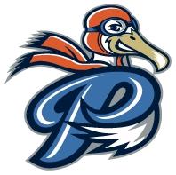 Peninsula Pilots Logo Cap Logo (2000-Pres) -  SportsLogos.Net