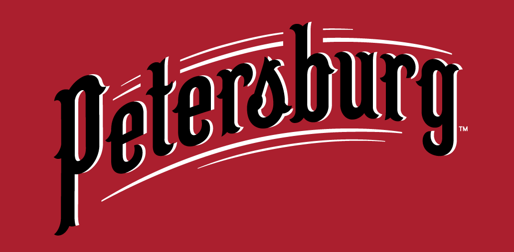 Petersburg Generals Logo Wordmark Logo (2015-Pres) -  SportsLogos.Net