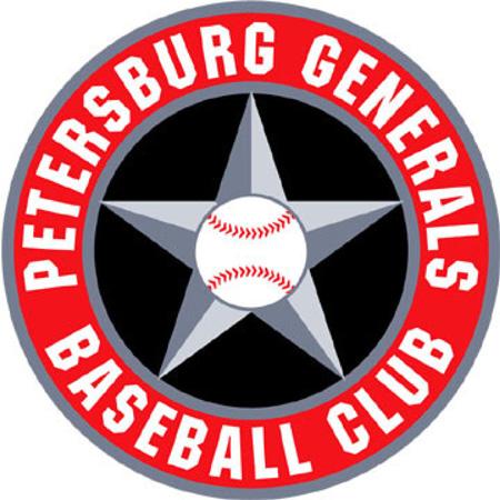Petersburg Generals Logo Primary Logo (2000-2014) -  SportsLogos.Net