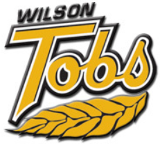 Wilson Tobs Logo Primary Logo (2005-2013) -  SportsLogos.Net