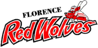 Florence RedWolves Logo Primary Logo (1999-2003) -  SportsLogos.Net