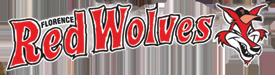 Florence RedWolves Logo Alternate Logo (2004-2014) -  SportsLogos.Net