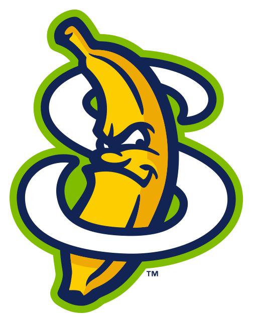 Savannah Bananas Logo Secondary Logo (2016-Pres) -  SportsLogos.Net