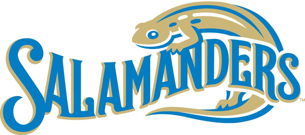 Holly Springs Salamanders Logo Wordmark Logo (2015-Pres) -  SportsLogos.Net