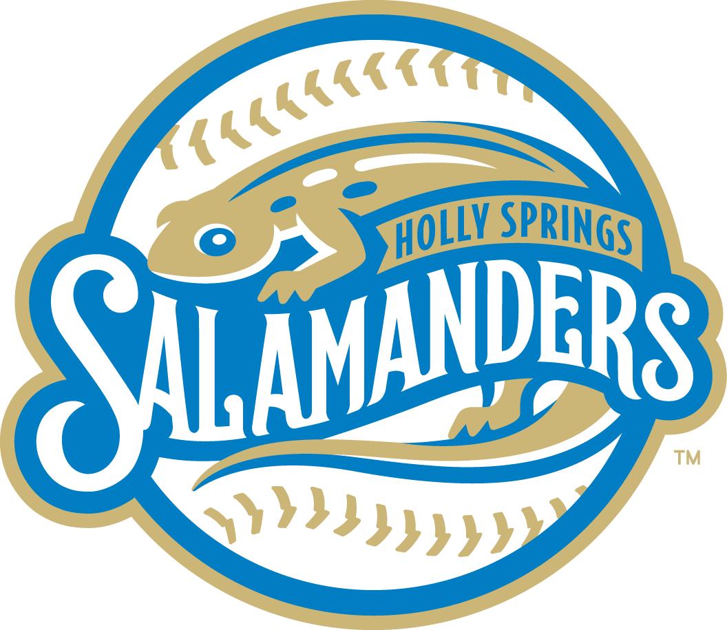 Holly Springs Salamanders Logo Primary Logo (2015-Pres) -  SportsLogos.Net