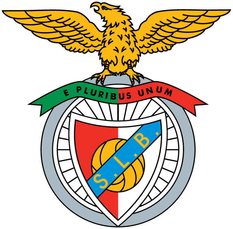 S.L. Benfica Logo Primary Logo (2000-Pres) -  SportsLogos.Net