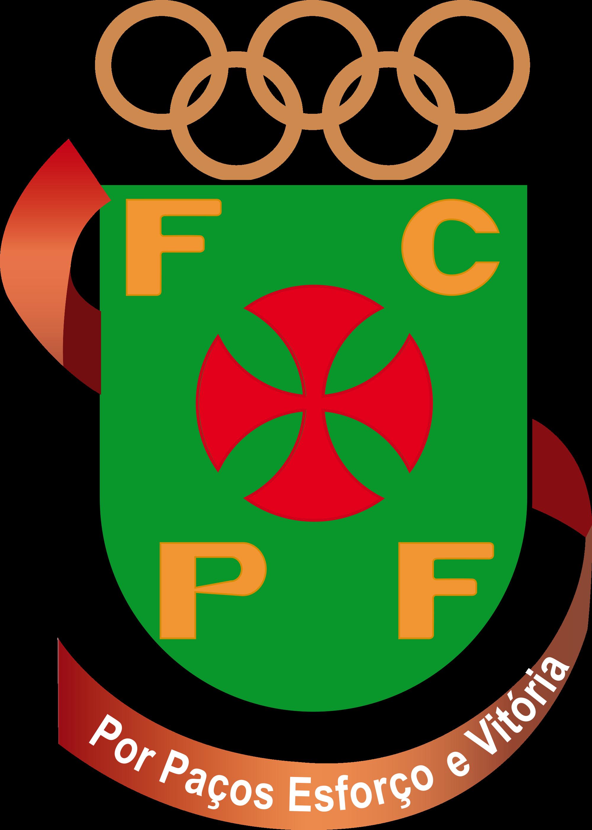 Paços de Ferreira Logo Primary Logo (2000-Pres) -  SportsLogos.Net